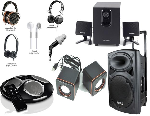 Lựa chọn phụ kiện âm thanh đạt chuẩn chính hãng